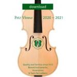Petz Vienna Katalog/Catalog 2020