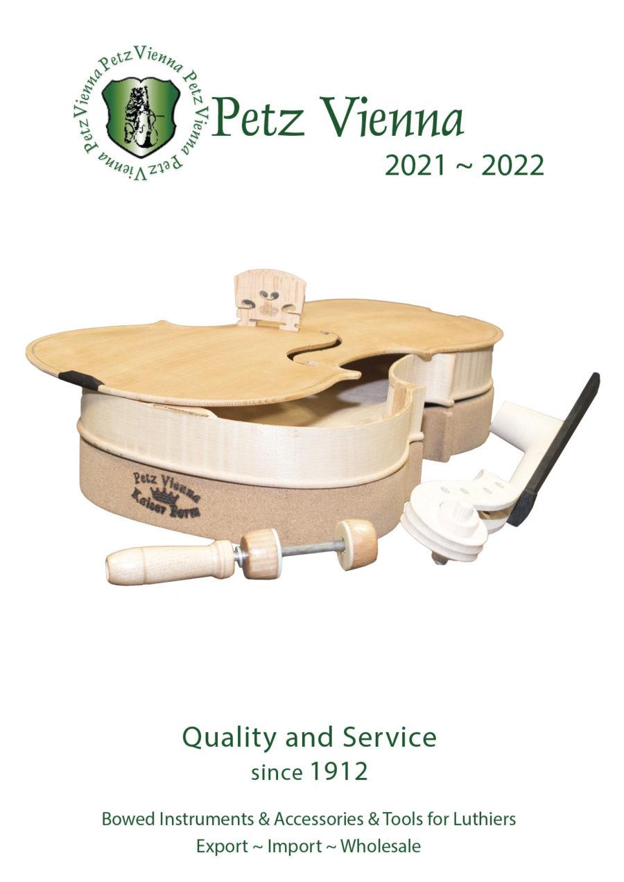 Petz Vienna Katalog/Catalog 2021-2022 - Version 2021/04/26
